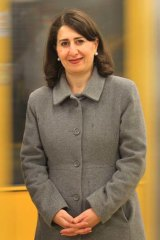 """""""All project risks and contingencies are contained within the $1.6 billion project cost"""": Gladys Berejiklian."""