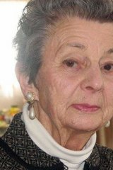 A great storyteller: Eileen Wright at 91.