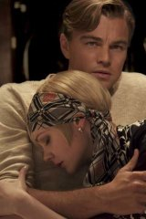 Cultural connection? The Great Gatsby, a US-backed film, was shot in Australia.