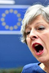 British Prime Minister Theresa May has lost two cabinet ministers within days.
