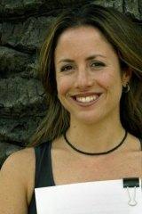 Historian Dr. Clare Wright.