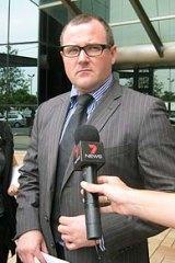 Mr El Masri's lawyer Damon Llocantro.