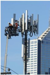 Venture: Vodafone and Optus will share the cost of building and running 500 mobile sites.