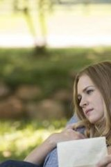 Britt Robertson and Scott Eastwood in <i>The Longest Ride</i>.