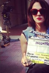 Change of role: <i>Incompresa</i> director Asia Argento has put her acting days behind her.