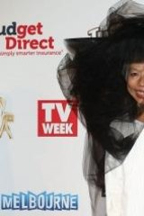 Lee Lin Chin attends the 57th Annual Logie Awards in 2015.