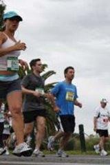 City2Sea runners: train to avoid pain.