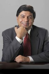 """Conscious capitalism"" ... Professor Rajendra Sisodia."