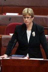 Fears for shaky compromise: Senator Christine Milne.
