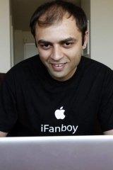 Cupidtino founder Mel Sampat.