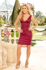 Super-rich Beverly Hills homemaker Adrienne Maloof.