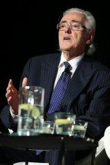 Village Roadshow co-chairman Graham Burke