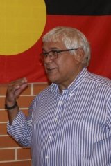 """""""I call upon the Parliament to move forward on this issue"""": Mick Gooda."""