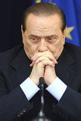 Boycott call: Silvio Berlusconi.