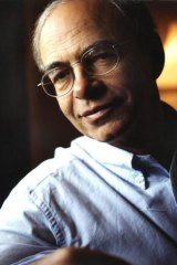 Philosopher Peter Singer.