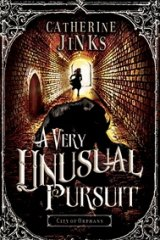Monster-inhabited Victorian London: A Very Unusual Pursuit, by Catherine Jinks.