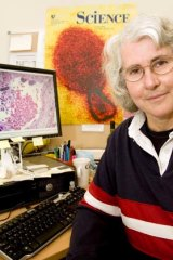 """This cell line has been going for about 60 years"" ... CSIRO veterinary pathology specialist Deborah Middleton."
