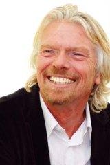 """Crinkly moneybags"": Richard Branson."