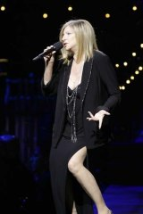 Anxiety caused Barbra Streisand to stop performing live.