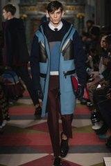 Valentino's Paris runway show. Esther Stewart was flown to Paris to see her designs on the catwalk.