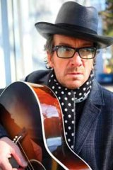 Elvis Costello won't be going to Israel.