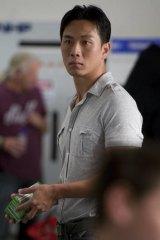 Singapore-based actor Yuwu Qi.