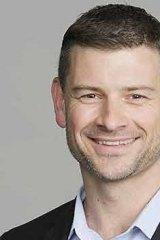 Jeremy Ebbels of ARI Registry Services.