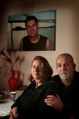 Marco and Deanna Papo are searching for answers after their son Abraham's violent death.