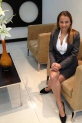 Alesya Butt says her Manila office has grown 200 per cent.