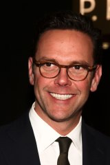 James Murdoch: Clearly captured by the left.