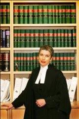 Judge Felicity Hampel.