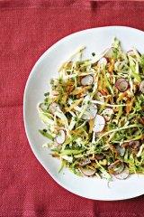 Stella McCartney's summer coleslaw.