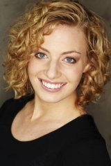 Emma Watkins is the first female Wiggle.