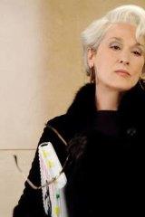 Horrible Boss: Meryl Streep as Miranda Priestly in <i>The Devil Wears Prada</i>.