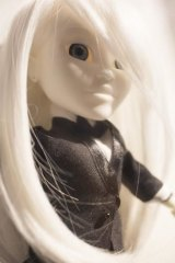 A Makie doll.