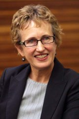 District Court Judge Helen Murrell.