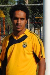 Ambes Sium ... will sign with Gold Coast United after being granted refugee status.