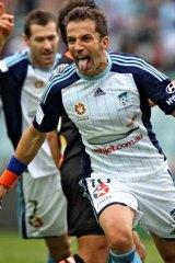 Marquee man ... Del Piero.