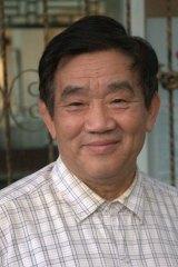 'He comes across as a sweet old man, but he has a core of steel' ... Yang Jisheng.