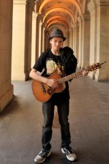 Singer Daniel Shaw, 13.