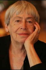 It takes an author like Ursula K. Le Guin to do something interesting with a dragon.