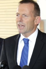 Lend Lease: Tony Abbott's 'pledge in blood' is creating uncertainty for business.