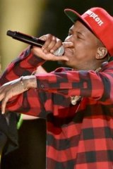 US Rapper YG.