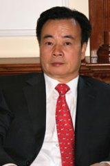 Chau Chak Wing ... liked the vision.