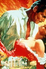 Epic romance: Margaret Mitchell's <i>Gone with the Wind</i>.