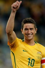 ''It's always been my plan to reinvest the away game money to start an academy for young players in Australia. That's been something I've wanted to do for some time'' ... Harry Kewell.