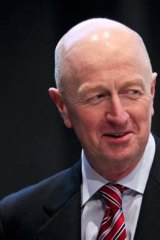 Reserve Bank governor Glenn Stevens.