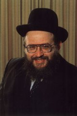"Rabbi Pinchus Feldman said he was ""shocked"" to hear about the abuse claims."