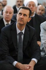 The Syrian regime, led by President Assad Bashar, has deployed a new weapon against rebels.
