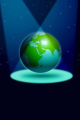 We need to put the spotlight back on saving the planet.